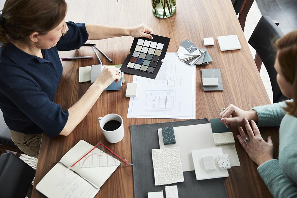 Sofie Delrue - Ontwerp en coördinatie van interieurprojecten